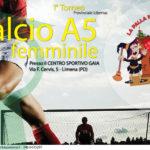Torneo Libertas calcio A 5 femminile